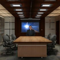 Boardroom Virtual Set