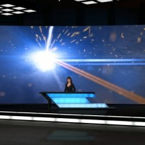 NewTek LiveSet Virtual Set - Communique