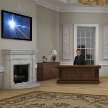 Continental Virtual Set