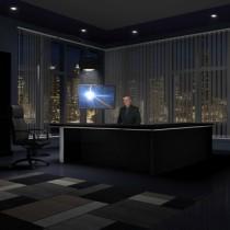 Overtime Virtual Set