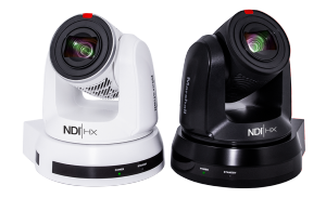 NDI®|HX Upgrade for Marshall Cameras