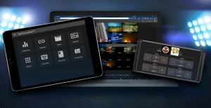 LivePanel mobile devices