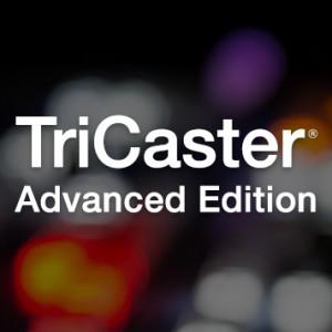 TRICASTER ADVANCED EDITION 3-MINI HD-4SDI UPDATE